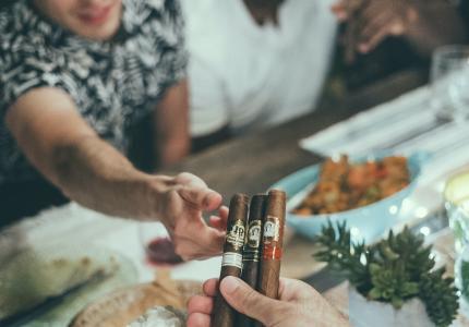 Pass the cigar
