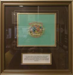 Havana Ramon Allones cigars certificate